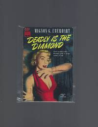 Deadly is the Diamond by  Mignon G Eberhart - Paperback - PBO First Edition - 1951 - from Acorn Books (SKU: 017364)