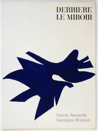 image of Derrière le miroir, numéro 135-136, décembre 1962 - janvier 1963 : Pierre Reverdy, Georges Braque