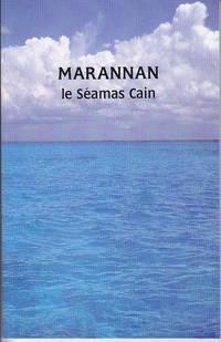 Marannan  [Seas]  SIGNED, 1st Edition