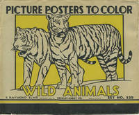 image of Picture Posters to Color - Wild Animals. (Set No. 539)