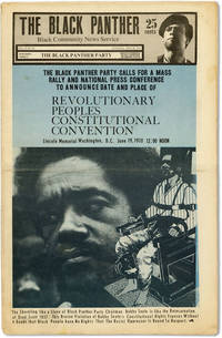 The Black Panther: Black Community News Service - Vol.IV, No.29 (June 20, 1970)