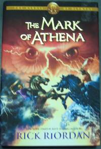 The Mark of Athena by Rick Riordan (2012, Hardcover) 1ST.EDITION-FREE SHIPPING