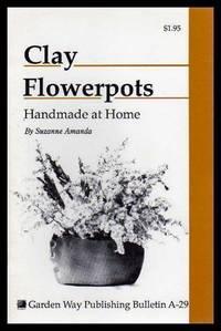 CLAY FLOWERPOTS - Handmade at Home