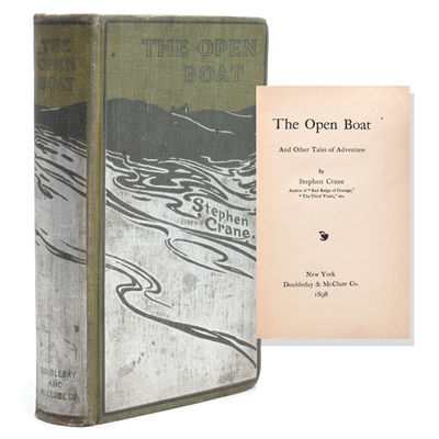 New York: Doubleday & McClure Co, 1898. First edition, in Blanck's