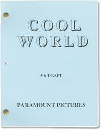 image of Cool World (Original screenplay for the 1992 film)