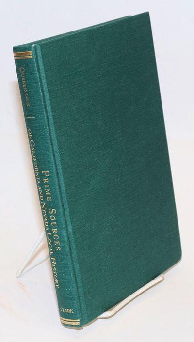 Spokane: The Arthur H. Clark Co, 1992. Hardcover. 237p., preface, introduction, annotated bibliograp...