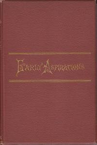 Early Aspirations: A Private Collection of Poems -  INSCRIBED & SIGNED
