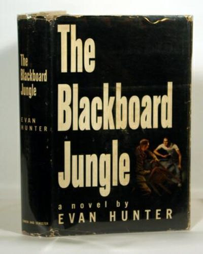 New York: Simon and Schuster, 1954. First Edition. First printing Very good+ in 1/2 cloth and red pa...