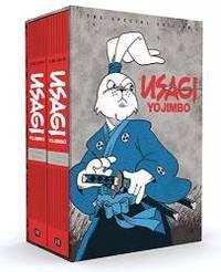 image of Usagi Yojimbo: The Special Edition