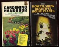 """Grouping ....""""Gardening Handbook"""" ....with....  """"How to Grow Beautiful House Plants""""  Two Books"""