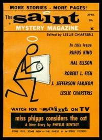 image of THE SAINT - Volume 22, number 1 - April 1965