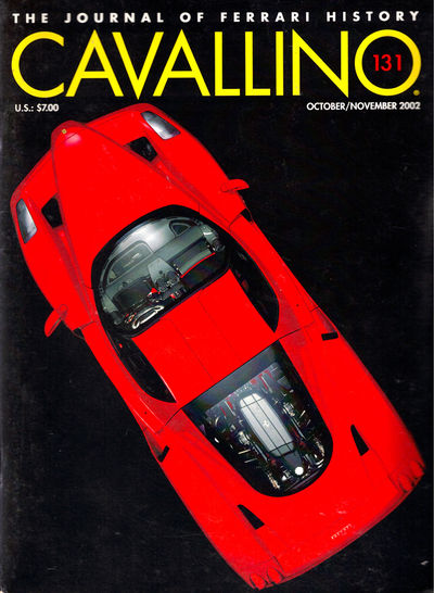 Boca Raton: Cavallino, 2002. Paperback. Very good. Wraps show just the lightest wear to the extremit...