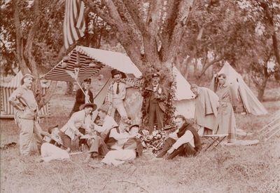 Croton Point, New York, 1894. 13½