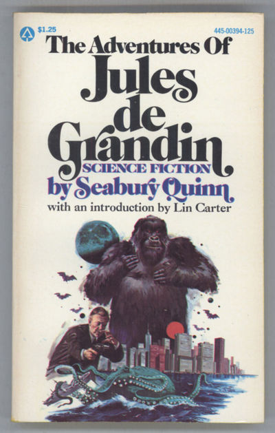New York: Popular Library, 1976. Small octavo, pictorial wrappers. First edition. Popular Library 00...