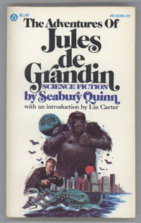 THE ADVENTURES OF JULES DE GRANDIN ..