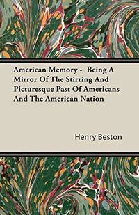 American Memory   Being A Mirror Of The Stirring And Picturesque Past Of Americans And The American Nation