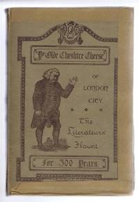 """image of The Book of the Cheese; being Traits and Stories of """"Ye Olde Cheshire Cheese,"""" Wine Office Court, Fleet Street, London"""