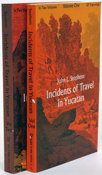 image of Incidents of Travel in Yucatan - In Two Volumes