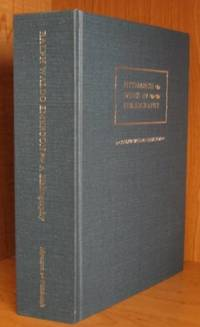 Ralph Waldo Emerson. A Descriptive Bibliography. [Pittsburgh Series in Bibliography]