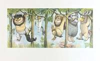 Where the Wild Things Are (TWO VINTAGE POSTERS).