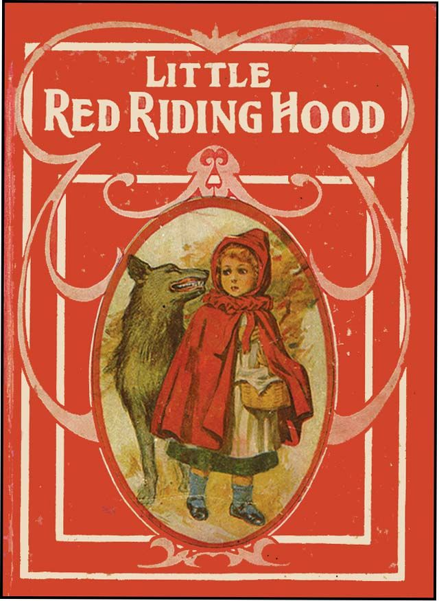 Little Red Riding Hood By Perrault Charles