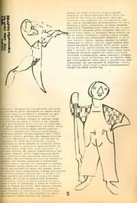 Schizzo. Foglio Irregolar. (Later subtitle: Foglio Irregolable, Foglio Esotico, Foglio Irregolare). No. 0 (n.d., 1977) through No. 6 (8 June 1980) (all published)