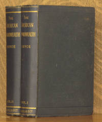 THE AMERICAN COMMONWEALTH (2 VOL. SET - COMPLETE) by James Bryce - Hardcover - Second edition, revised - 1891 - from Andre Strong Bookseller and Biblio.com