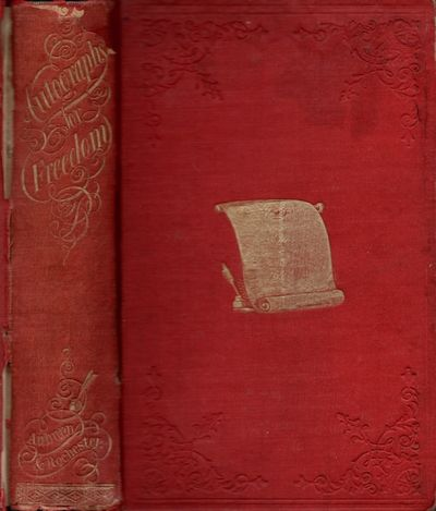 Auburn: Alden, Beardsley & Co, 1854. First Edition. Hardcover. Fair. Octavo. , x, 11-309 pages, page...