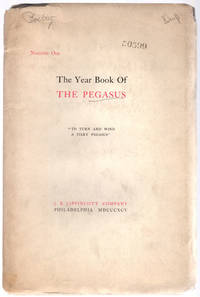 The year book of the Pegasus. Number one.