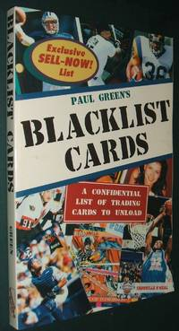 image of Paul Green's Blacklist Cards
