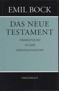 image of Das neue Testament. Übersetzung in der Originalfassung