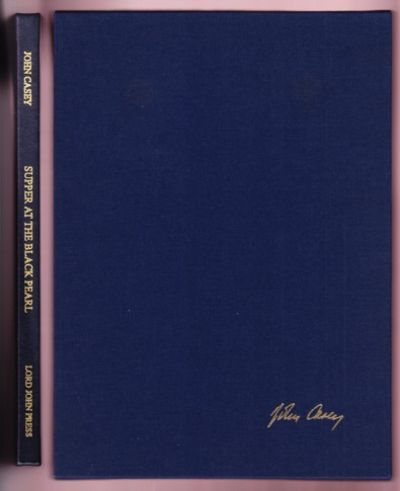 Northridge: Lord John Press, 1995. First edition, limited to 276 signed copies, 26 of which were let...