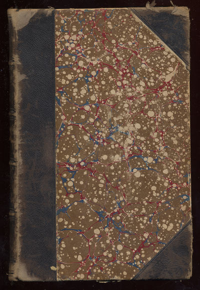 New York: D. Appleton, 1885. Hardcover. Very Good. First edition. Bookplate else very good with leat...