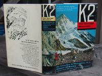 K2 The Savage Mountain -- FIRST EDITION SIGNED By Authors