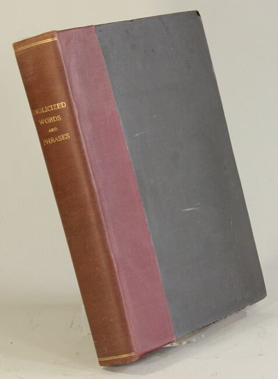 Cambridge: University Press, 1892. First edition, 4to, pp. xv, , 826; later quarter red buckram over...