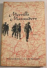 Merrill's Marauders (February - May 1944).  American Forces in Action Series