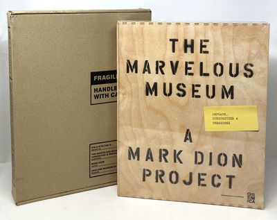 Hardcover housed in a clamshell box with 14 specimen cards, 32 by 37.8 cm, well-illustrated in color...