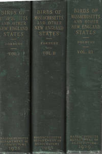 image of Birds of Massachusetts and Other New England States