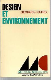 Design et environnement