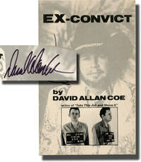 Ex-Convict (Signed First Edition)