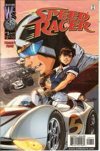 SPEED RACER: Oct #1 (of 3)