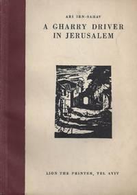 A GHARRY DRIVER IN JERUSALEM