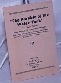 image of The parable of the water tank.  Being Chapter 23 of the book