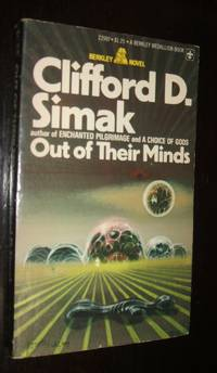 Out Of Their Minds by Clifford D. Simak - Paperback - third printing - 1975 - from biblioboy (SKU: 92195)