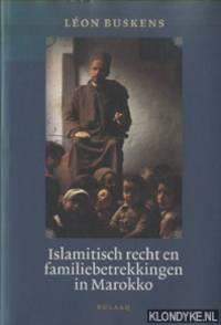 Islamitisch recht en familiebetrekkingen in Marokko