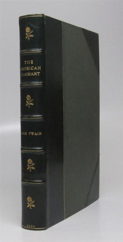 New York: Charles L. Webster, 1892. First. hardcover. fine. Frontispiece and numerous in-text illust...