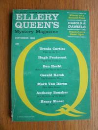 Ellery Queen's Mystery Magazine September 1962