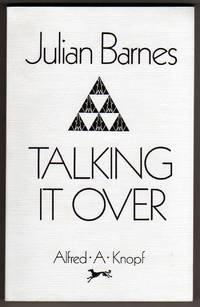 Talking It Over [COLLECTIBLE *SIGNED* UNCORRECTED PROOF]