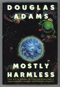 image of MOSTLY HARMLESS