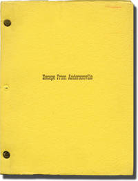 Escape from Andersonville (Original screenplay for an unproduced film)